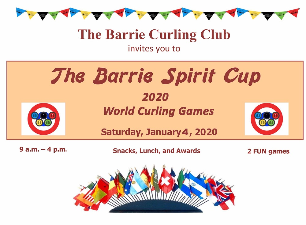 Barrie Spirit Cup 2020
